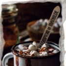 Mathilde Hot Chocolate Spoon with Marsmallows thumbnail