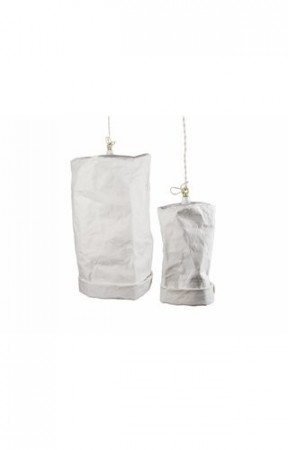 Hanging Lamps White Paper Large